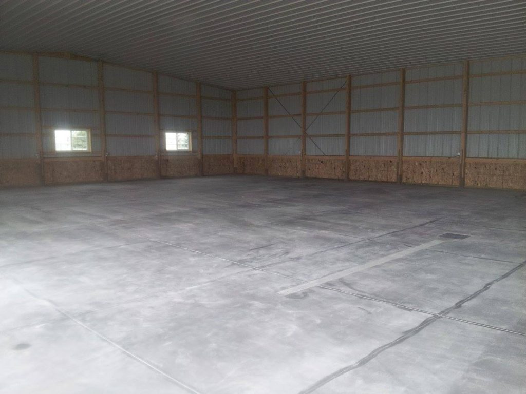 Commercial concrete contractors, Boone, IA, Ames, IA