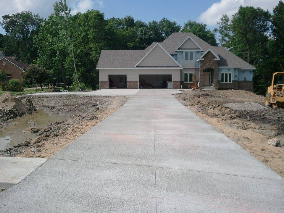 residential-concrete-driveway
